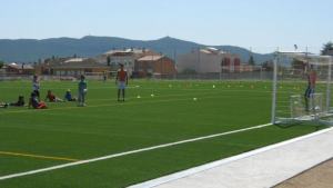 El Club Futbol Montblanc organitzarà jornades de tecnificació de futbol per a nens i joves.