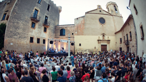 El concert de Judit Nedderman, un dels més destacats del festival.