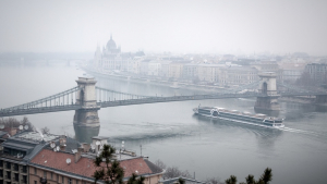 El Danubio es uno de los ríos estudiados que presenta niveles malos de antibióticos