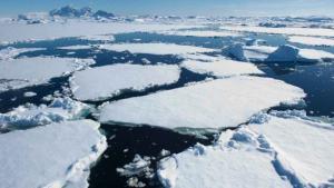 El deshielo en Groenlandia y la Antártida, causa de la aceleración