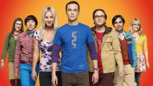 El elenco principal de la sitcom 'Big Bang Theory'