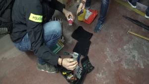 El grup criminal especialitzat en robatoris en empreses hauria comés fins a set robatoris