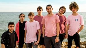 El grup Lobster que es presenta al concurs Reussona 2019