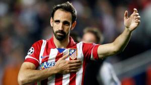 El jugador de l'Atlètic de Madrid ha volgut donar una sorpresa a la seva dona