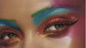 El maquillaje durante el verano se llevará en colores neón