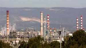 El Morell és veí del polígon nord del complex petroquímic de Tarragona.
