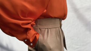 El pantalón de Zara ha aparecido en varias cuentas de instagram