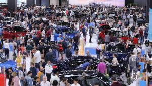 El Saló de l'Automòbil de Barcelona tanca amb rècord de vendes i visitants