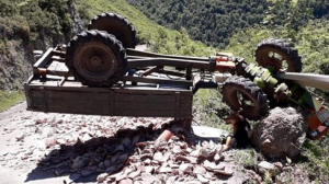 Tractor Asturias