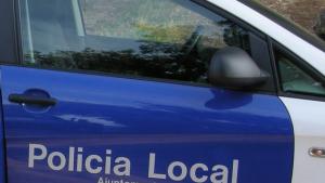 Els agents han detingut un home de 41 anys que circualav amb el cotxe d'una altra persona