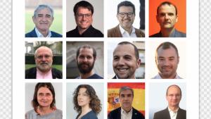Els dotze candidats a l'alcaldia de Terrassa aquest 26 de maig