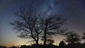 Els entorns de Prades conviden a l'observació del cel.