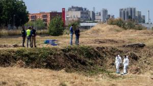 Els investigadors han confirmat que el cos trobat al descampat d'EL Prat de Llobregat és el de Janet