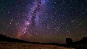 Els Perseids són la pluja d'estrelles més important de l'any