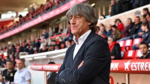 Enrique Martín s'ha mostrat satisfet amb el triomf del seu equip