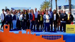 ERC presenta una candidatura que representa la diversitat de Tarragona