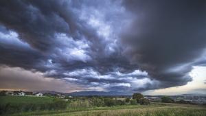 Este jueves hará una nueva tarde tormentosa en algunas zonas del país
