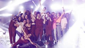 Esther Moreno es la ganadora de la segunda edición de 'Fama a bailar'