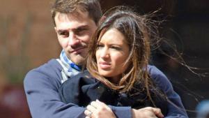 Iker Casillas está muy pendiente de la salud de Sara Carbonero