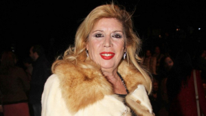 Imagen de archivo de la cantante María Jiménez