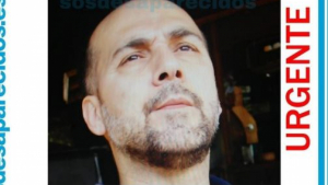Imagen de Dionisio Ramos en el cartel de búsqueda