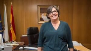 Imagen de Eva García de la Torre, alcaldesa de O Porriño