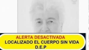 Imagen de la mujer hallada fallecida en Salobreña