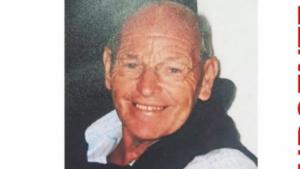 Imagen del desaparecido ofrecida por la asociación de búsqueda