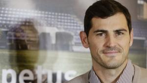 Imagen del portero, Iker Casillas