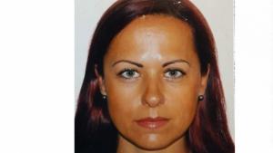 Imagen difundida para localizar a Amelia Baran, la mujer desaparecida