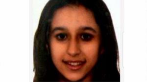 Iman, la menor desaparecida hace casi un mes en Madrid