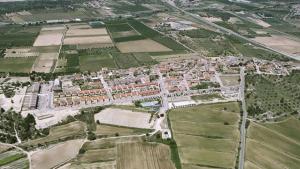 Imatge aèria de Perafort
