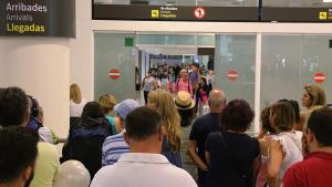 Imatge arxiu aeroport del Prat