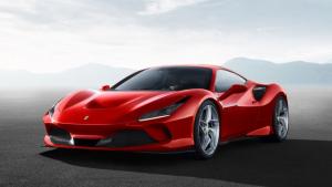 Imatge arxiu Ferrari F8