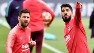 Imatge arxiu Messi i Suárez
