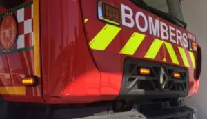 Imatge d'arxiu de Bombers.