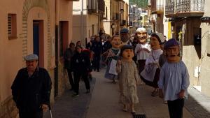 Imatge d'arxiu de la Festa de la Germandat a Vandellòs