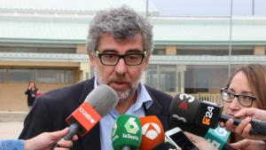 Imatge d'arxiu de l'advocat de Jordi Sánchex, Jordi pina