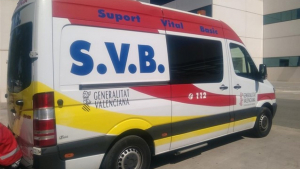 Imatge d'arxiu d'un SVB