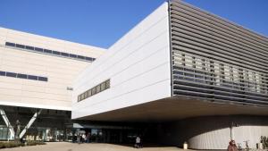 Imatge de l'accés principal a l'Hospital Sant Joan de Reus