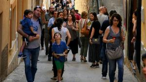 Imatge de l'edició 2018 de la Festa del Trepat.