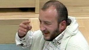 Imatge de Yusuf Galán durant una de les sessions del seu judici