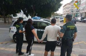 Imatge dels dos detinguts