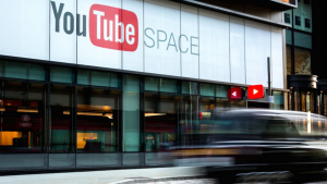 Imatge d'un edifici de YouTube