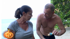 Isabel Pantoja no enseña a pescar a Carlos Lozano