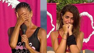 Isabel se salva de la nominación y Violeta y Fabio rompen