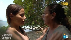 Isabel y Mónica Hoyos han hecho las paces