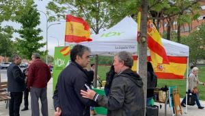 Jesús Rodríguez, alcaldable de Vox, al Mercadal