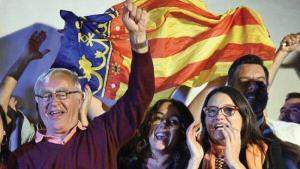 Joan Ribó repetix com a alcalde de València