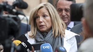 Joana Ortega tindrà un nou càrrec a la Generalitat